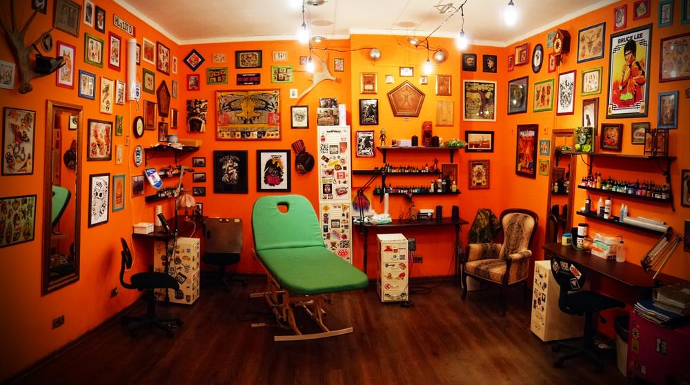 Как открыть свой тату-салон – мечта, которая может стать реальностью