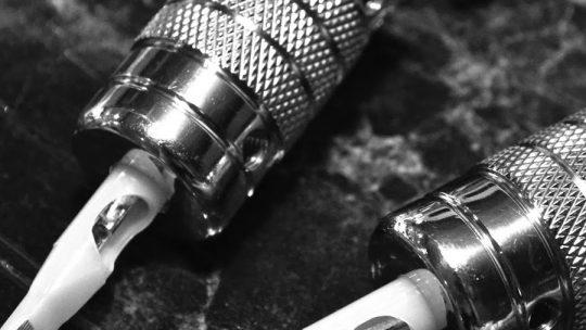 Тату-держатель – важный элемент процесса нанесения татуировки