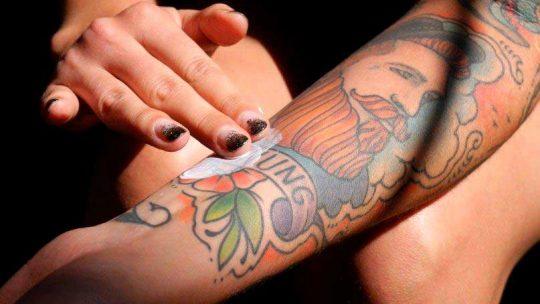 Что нужно знать, чтоб татуировка заживала правильно