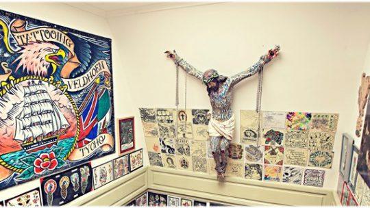 Открылся музей татуировки в Амстердаме